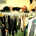 A peak into my insanity (AKA my closet)