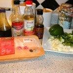 Sunday Meal Plan and My Chicken Teriyaki Recipe