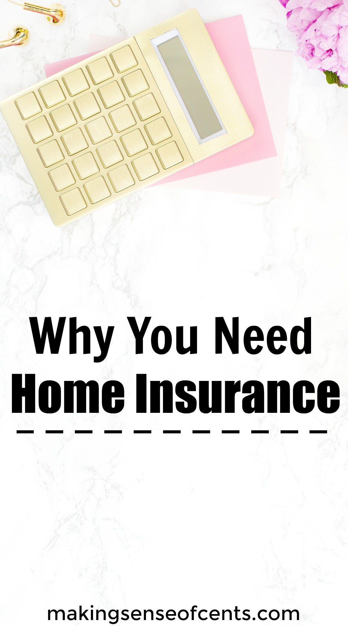 Find out why you need home insurance here. This is a great list!