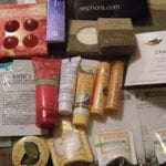 Meal Plan & My Beauty Blogger Sample Swap
