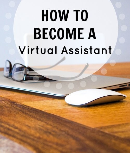Virtual Assistant  - Magazine cover