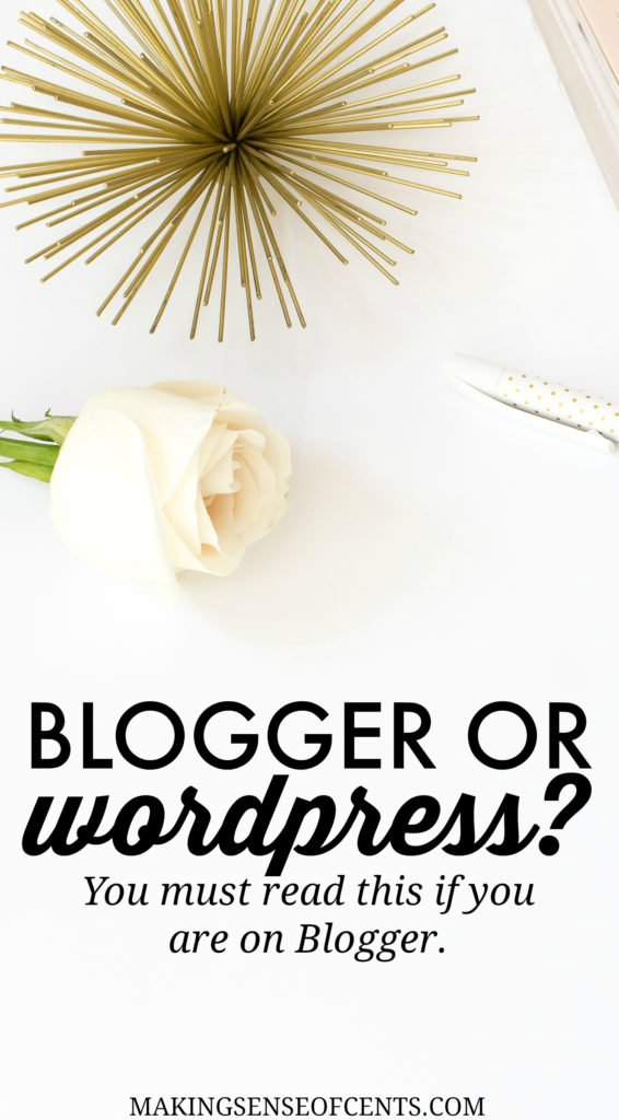 Blogger or WordPress - Tips on How to Move