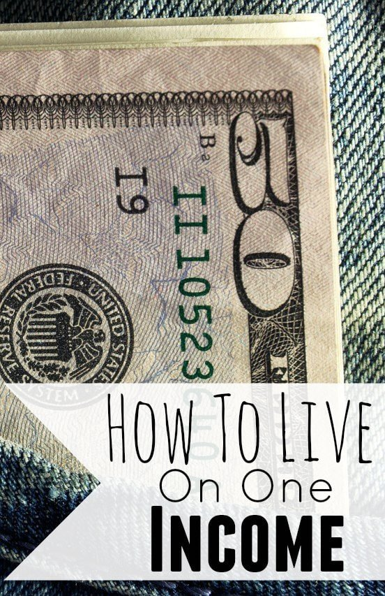 Have you ever thought about what it would be like to live only off of 50% of your income? Do you think your life would be easier or nicer? Do you want to be a stay at home parent but don't know if you can afford it? Maybe you want to quit your job and, therefore, want to lower your expenses...