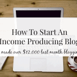 How To Start A Blog – Tips for a Beginner