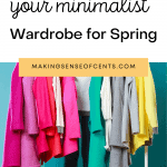 Preparing Your Minimalist Wardrobe for Spring