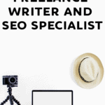 Side Hustle: Freelance Writer and SEO Specialist