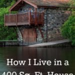 How I Live in a 400 Sq. Ft. House – My Minimalist Home