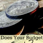 Does your budget suck? – Budget Categories