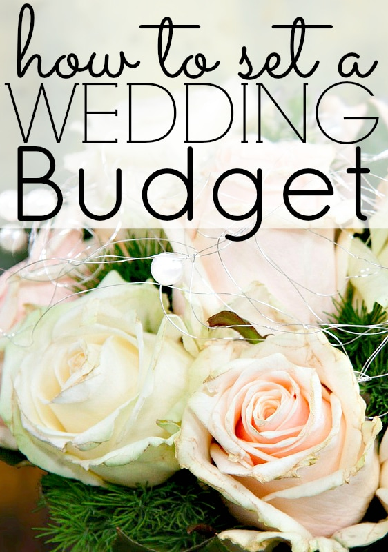How to Set a Wedding Budget - Part 1
