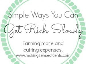 getrichslowly - how to get rich slowly