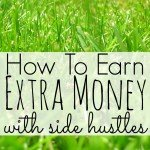 Make Extra Money – Offline Side Hustles
