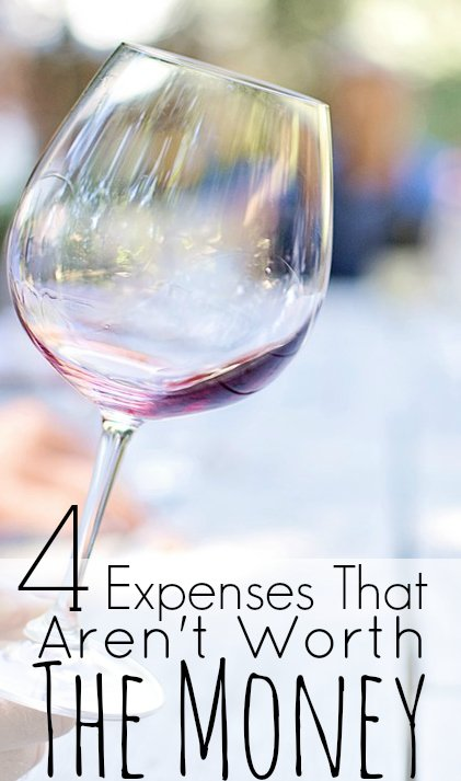Four Expenses that Aren't Worth the Money