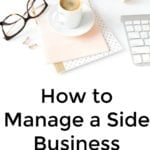 How to Manage a Side Business While Traveling