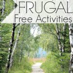 Fun, Frugal, and Free Activities