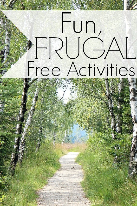 Fun Frugal and Free Activities