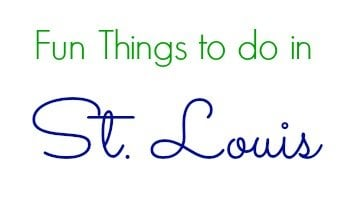 Fun Things to do in St. Louis - FinCon Fun!
