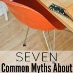 Common Myths About Working From Home