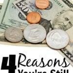 Reasons You're Still In Debt