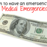 Reason to Have an Emergency Fund: Medical Emergencies