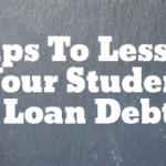 Tips To Lessen Your Student Loan Debt