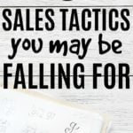 5 Sales Tactics You May Be Falling For