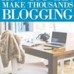 Ways To Make Pennies, Hundreds or Thousands A Month By Blogging