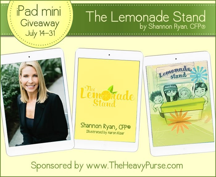 How to Avoid Creating Entitled Kids and iPad Mini Giveaway