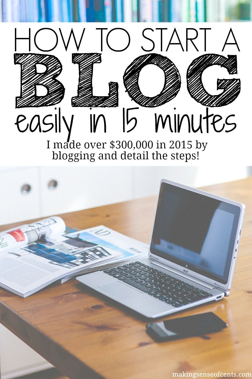 How To Start A WordPress Blog On Bluehost. In this tutorial, you will learn how to start a WordPress blog on Bluehost. It's easy and takes just around 15 minutes! I recommend Bluehost for blogging!