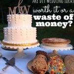 DIY Wedding Ideas – Worth It Or A Waste Of Money?