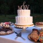 Our Wedding Dessert and Candy Buffet