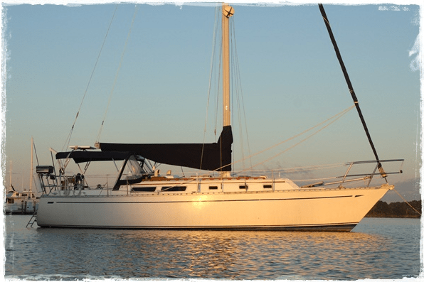 Living On A Sailboat 175 Square Foot Tiny Home Sailboat