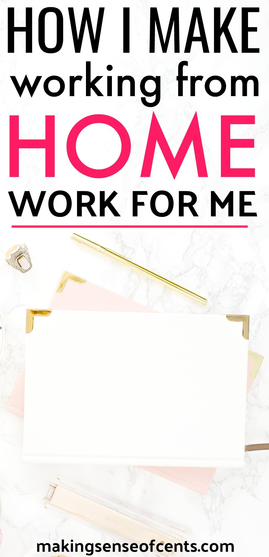 How I Make Working From Home Work For Me