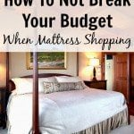 How To Not Break Your Budget When Mattress Shopping – ZZZ Sleep Products Review