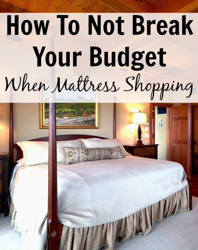 How To Not Break Your Budget When Mattress Shopping - How To Pick A Mattress - ZZZ Sleep Products Review