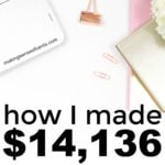 $14,136 in October Income – My Monthly Online Income Report