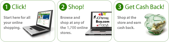Money Saving Tip - Use Ebates For Free Cash Back Picture