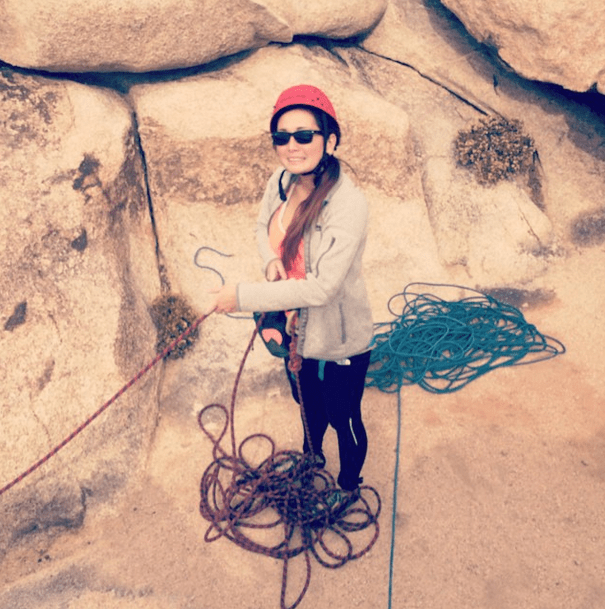 My First Outdoor Rock Climbing Experience With Cliffhanger Guides at Joshua Tree National Park 5