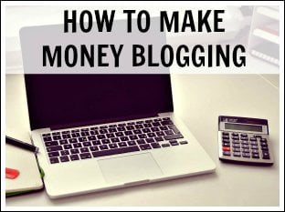 How To Make Money Blogging Picture
