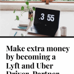 An Interview With A Lyft and Uber Driver-Partner – Side Hustle Idea