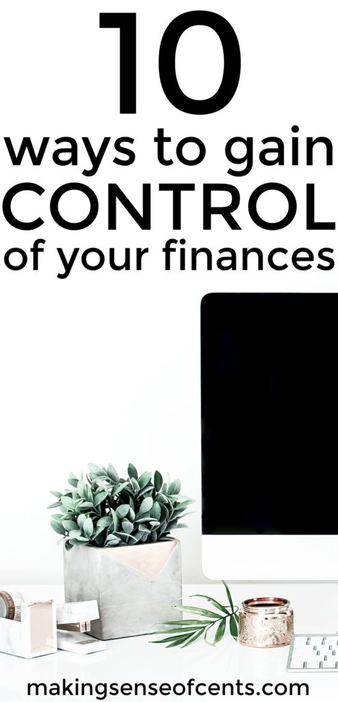 Control Your Finances and Achieve Financial Freedom