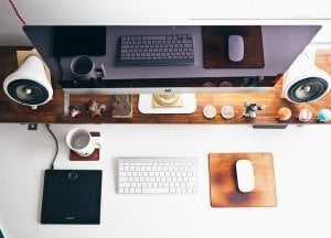 14 Popular Posts in 2014 on Making Sense of Cents Home Office Picture