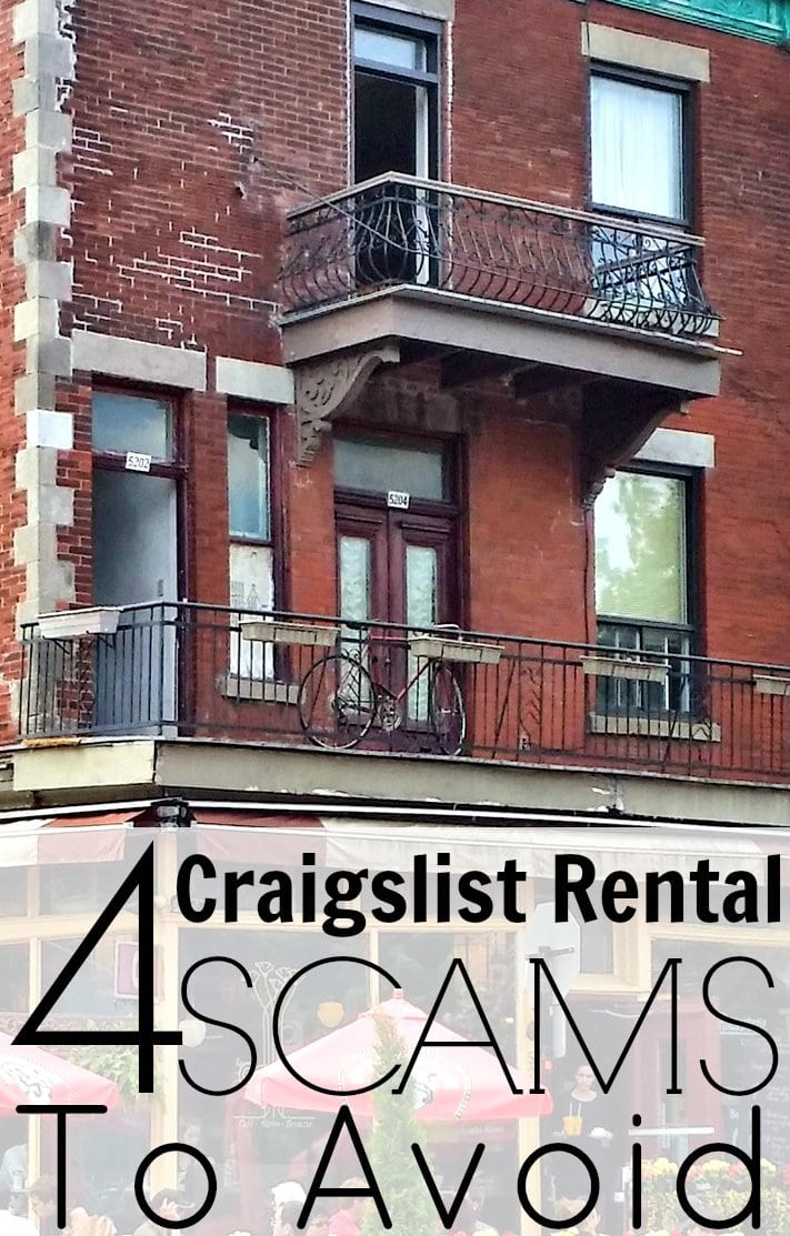 Superb 4 Craigslist Rental Scams To Avoid