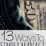 How I Manage My Finances So I Can Save Time and Worry Less