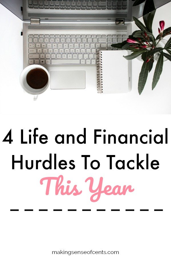 4 Financial and Life Goals To Tackle - 2015 Goals