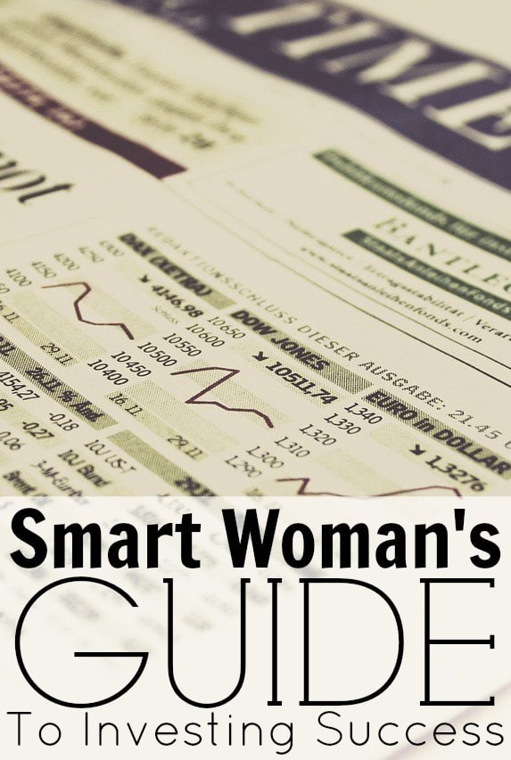 Amazon.com: women's guide to investing