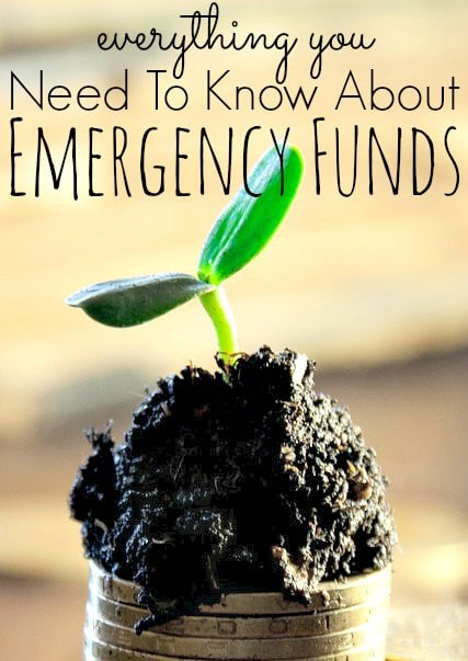 When You Need Money Fast - Learn About Emergency Funds