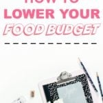 Our First Food Budget Check In – January's Results