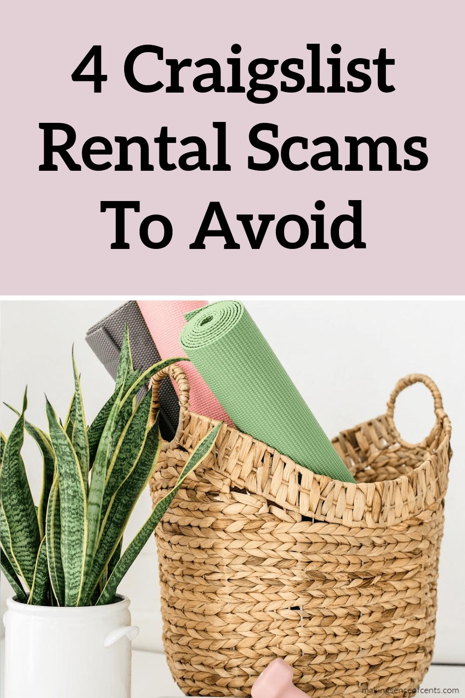 4 Craigslist Rental Scams To Avoid - How do Craigslist ...