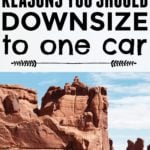 Should We Get Rid Of A Car And Just Have One?
