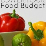 February's Food Budget Check In – We Failed But I'm Happy